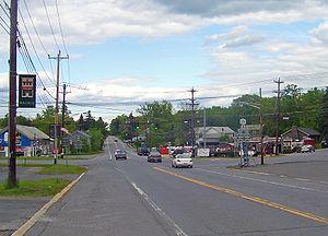 Bullville, New York - Bullville