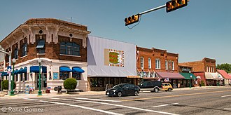 Mineola, Texas - Downtown Mineola