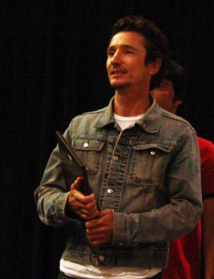 British actor Dominic Keating, DragonCon 2008