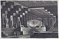 Drawing, Stage Design, Interior of Egyptian Temple, 1810–30 (CH 18543217).jpg