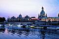 Dresden, die Brühlschen Terrassen im letzten Licht des Tages (9571250792).jpg