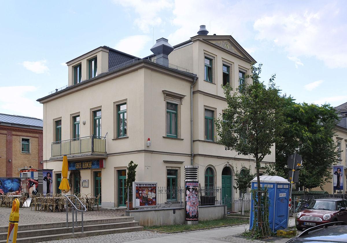 travestie revue theater carte blanche wikipedia