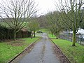 Driveway to Southern Water facility - geograph.org.uk - 348650.jpg