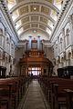 Dublin Roman Catholic St. Audoen's Church Nave II 2012 09 28.jpg