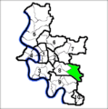Duesseldorf Districts Unterbach.png