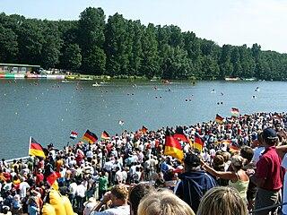 2007 ICF Canoe Sprint World Championships