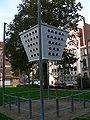 Duiventoren Kortrijk naast Conservatorium.JPG
