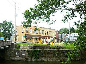 Dunbar, Pennsylvania - Dunbar's business district