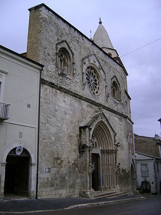 Roman Catholic Diocese of Termoli-Larino - Co-cathedral in Larino