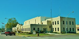 Durant, Oklahoma - Durant City Hall