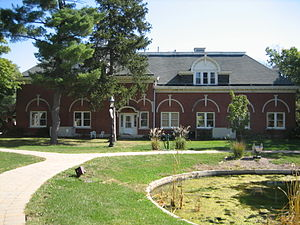 Dwight, Illinois - Dwight Library, 2007