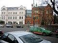 Dylan Hotel, Eastmoreland Place, Ballsbridge - geograph.org.uk - 696368.jpg