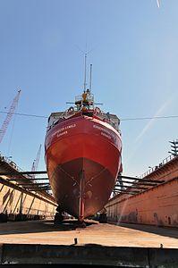 ELBE1 - Bürgermeister O'Swald (ship, 1948) 2012 05-by-RaBoe 18.jpg