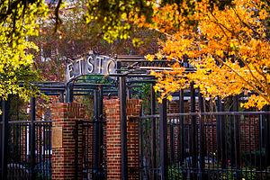 Texas A&M University–Commerce - ETSTC Heritage Garden