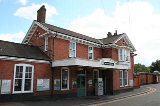 Earlswood railway station (Surrey)