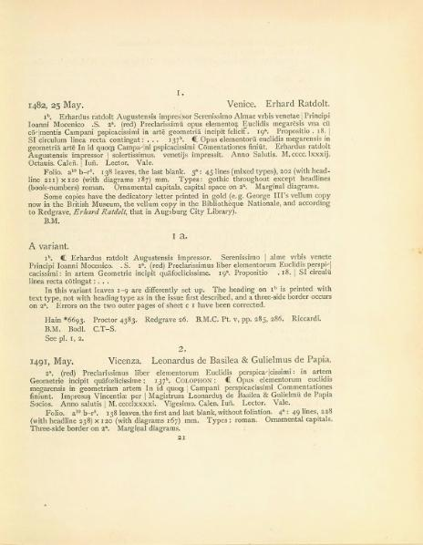 File:Early editions of Euclid's Elements.djvu