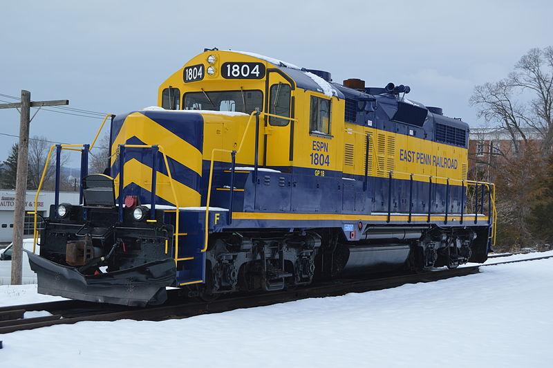 File:East Penn Rail Road Locomotive, Pennsburg Montco PA.jpg