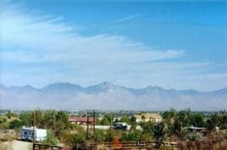 Mark Hoppus - Hoppus was born in Ridgecrest, California.