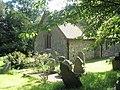 East end of St Margaret, Abdon - geograph.org.uk - 1447103.jpg