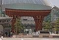 East entrance to Kanazawa station (2444774940).jpg