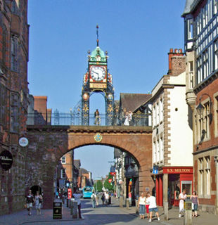 Eastgate and Eastgate Clock