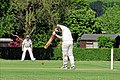 Eastons CC v. Chappel and Wakes Colne CC at Little Easton, Essex, England 14.jpg