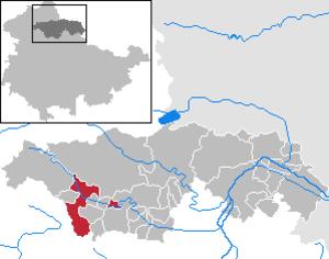 Ebeleben - Image: Ebeleben in KYF
