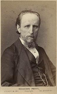 Ebenezer Prout English musical theorist, writer, teacher and composer