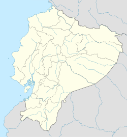 Quito is located in Ecuador