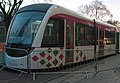 Edinburgh Tram replica, Princes Street.jpg