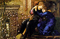 Edward Burne-Jones Love Among the Ruins.jpg