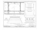 Edward Dexter House, 72 Waterman Street (moved from George Street), Providence, Providence County, RI HABS RI,4-PROV,23- (sheet 11 of 53).png