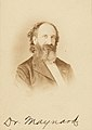 Edward Maynard, by Alexander Gardner (cropped).jpg
