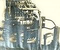 Efficiency test of a four cylinder four cycle twenty horse power automobile gasoline engine (1907) (14781643724).jpg