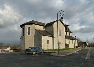 Saint-Castin Commune in Nouvelle-Aquitaine, France