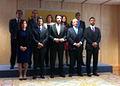 El Ministro de Industria, Energía y Turismo recibe a la nueva promocion de Ingenieros Industriales del Estado.JPG