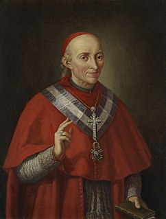 Francisco Antonio de Lorenzana Catholic cardinal