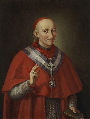 Francisco Antonio de Lorenzana - Image: El cardenal Francisco Antonio de Lorenzana (Museo del Prado)