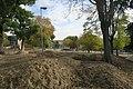 El parque Casino de la Reina se rehabilita para mejorar las zonas verdes del distrito Centro 06.jpg