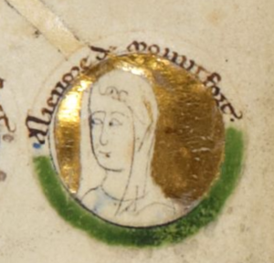 Eleanor de Montfort - Image: Eleanor de Montfort