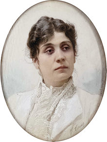 Eleonora Duse (Vittorio Matteo Corcos).
