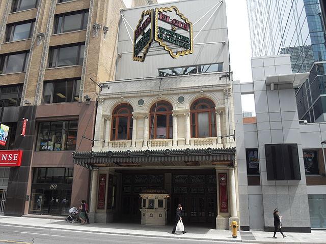 Elgin And Winter Garden Theatre Centre Theater Und Oper In Toronto Kanada Reisef Hrer Tripwolf