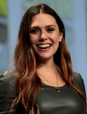 Elizabeth Olsen - Olsen at the 2014 Comic-Con International