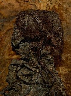 Elling Woman Iron Age bog body found in Denmark