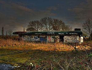 East Horndon - Image: Elliots nightclub 2009