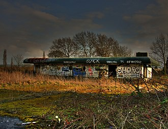 East Horndon - Image: Elliots nightclub 2009