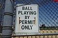 Ellsworth W. Allen Park td (2019-06-28) 038 - Softball Field.jpg