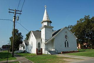Jefferson Davis Parish, Louisiana Parish in the United States
