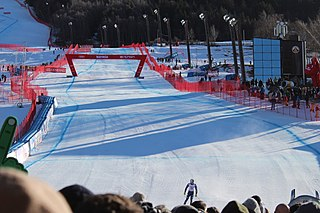 Emanuele Buzzi Italian alpine skier