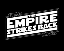 The Empire Strikes Back Logo